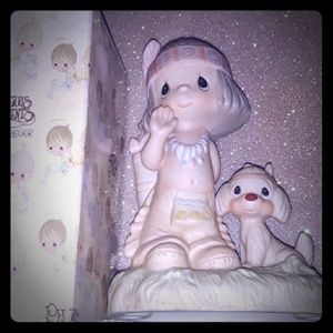 """Oh How I Love Jesus"" E1380B Original 21 figurine"
